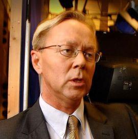 SJEFEN: John Arne Markussen (58).