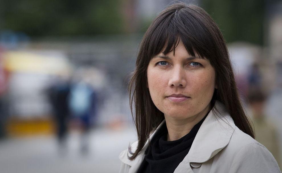 VIL SLÅSS: Informasjonssjef Heidi Nordby Lunde sier Easybring ikke vil skifte navn for å etterkomme Postens ønsker.