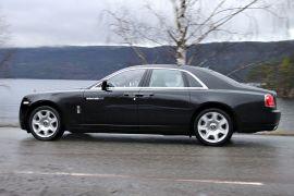 SLEKTSKAP: Rundt 20 prosent av delene i en Rolls Royce Ghost deles med BMWs 7-serie.