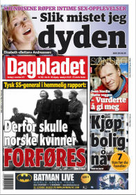 Dagbladet 6. november 2011