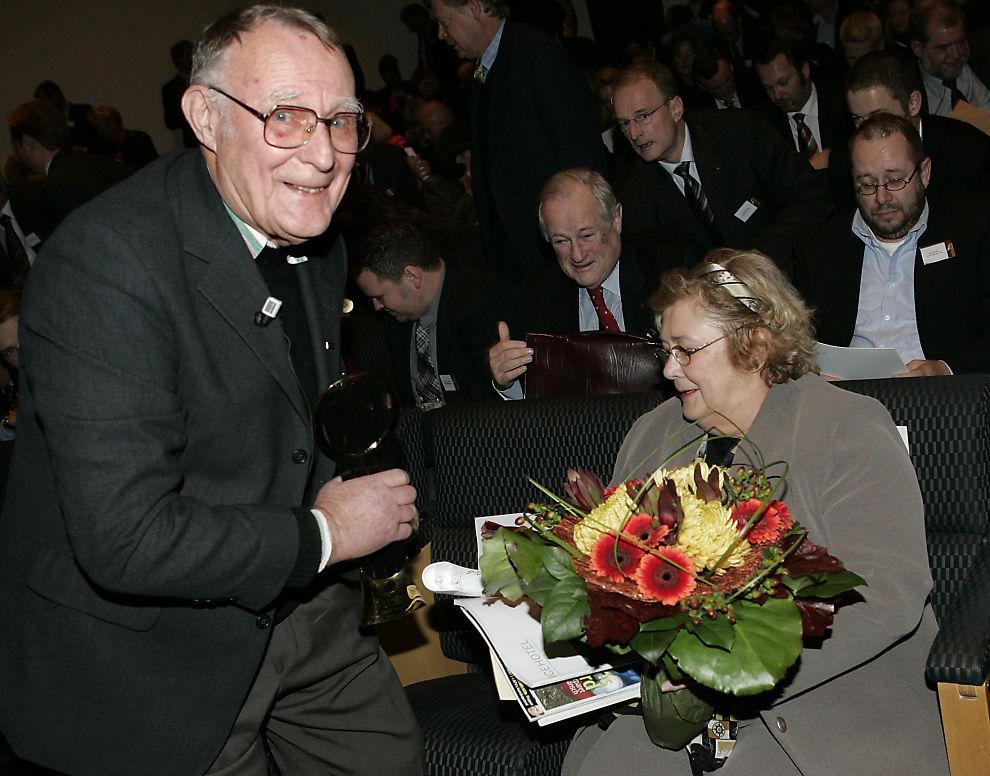 Margaretha Kamprad