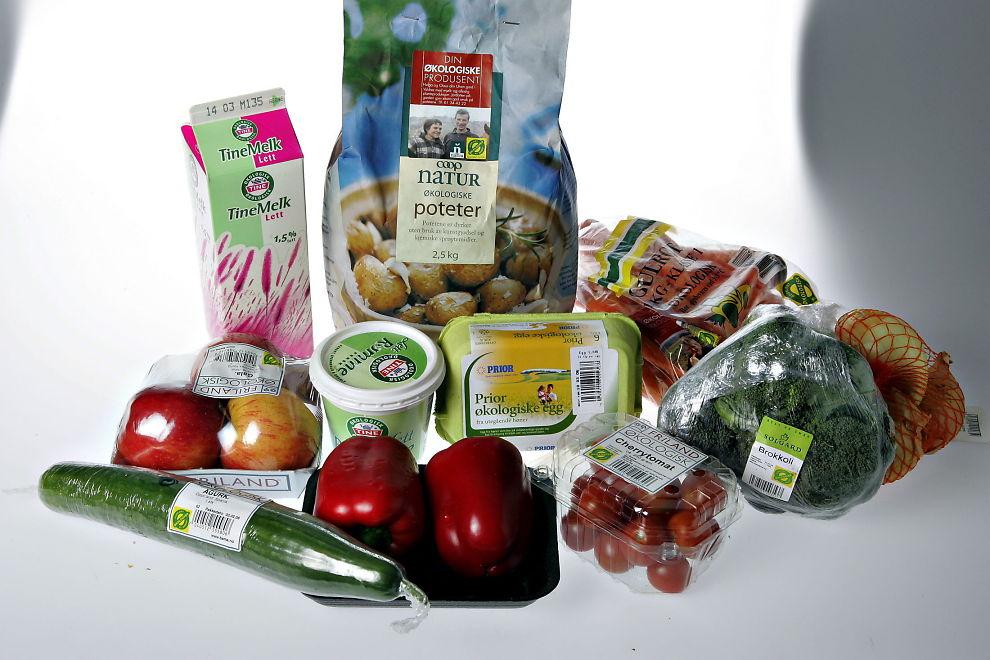 økologisk mat larvik