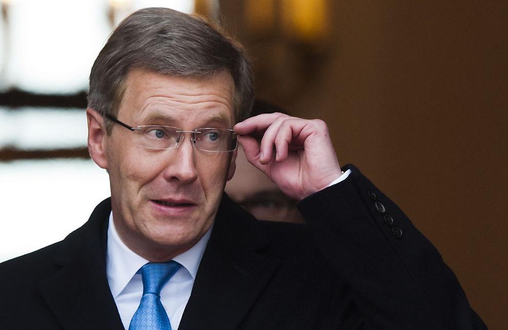 Tysk president angrer på privat lån - Utenriks - E24