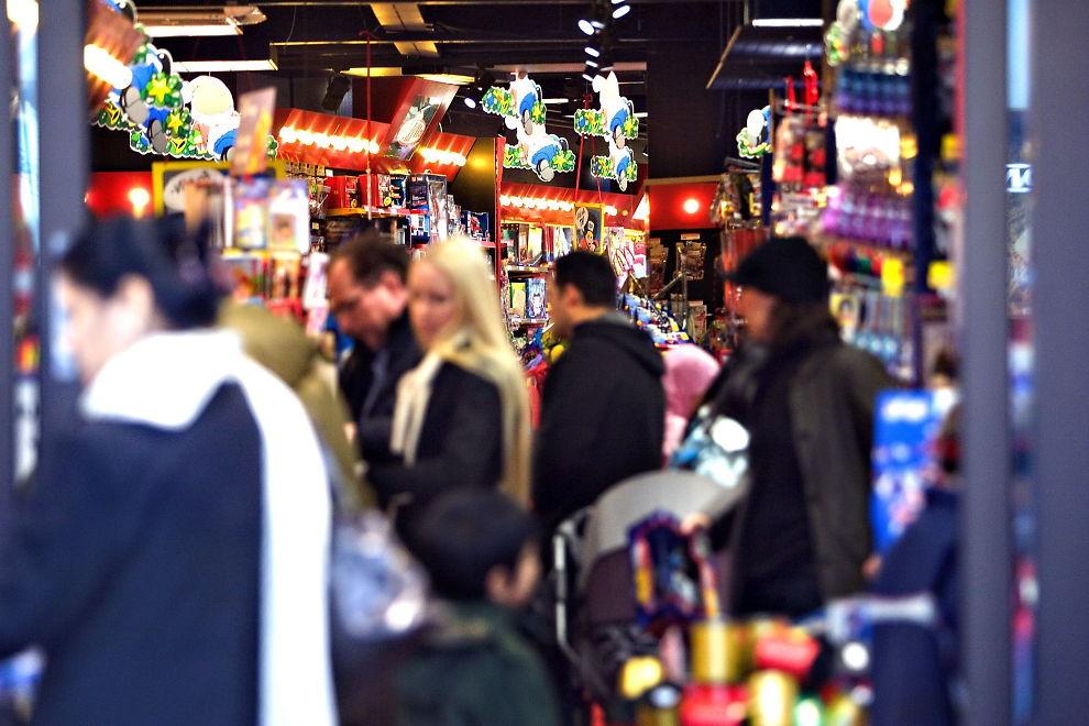 SER DYSTRERE FREMTID FOR ØKONOMIEN: Norske forbrukere er blitt mer pessimistiske i løpet av desember måned.
