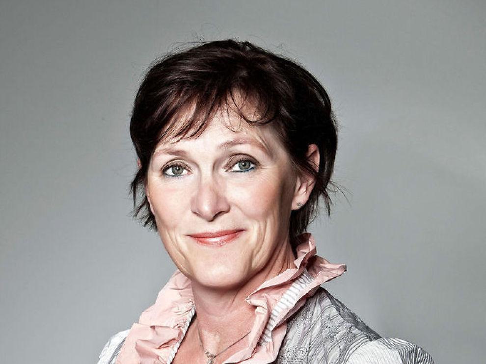 UT AV NSB: Wenche Rasch slutter i NSB etter et drøyt år som konserndirektør for kommunikasjon.
