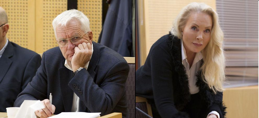 MANDAG: Advokat Mona Høiness til sak mot Hegnar Media.