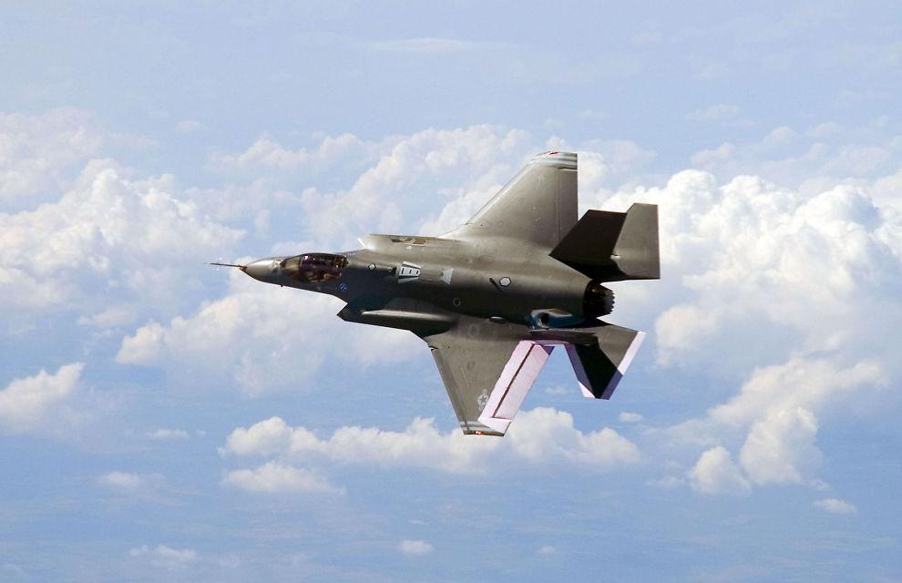 VIL FLY F-35: Japan har valgt samme kampfly som Norge.