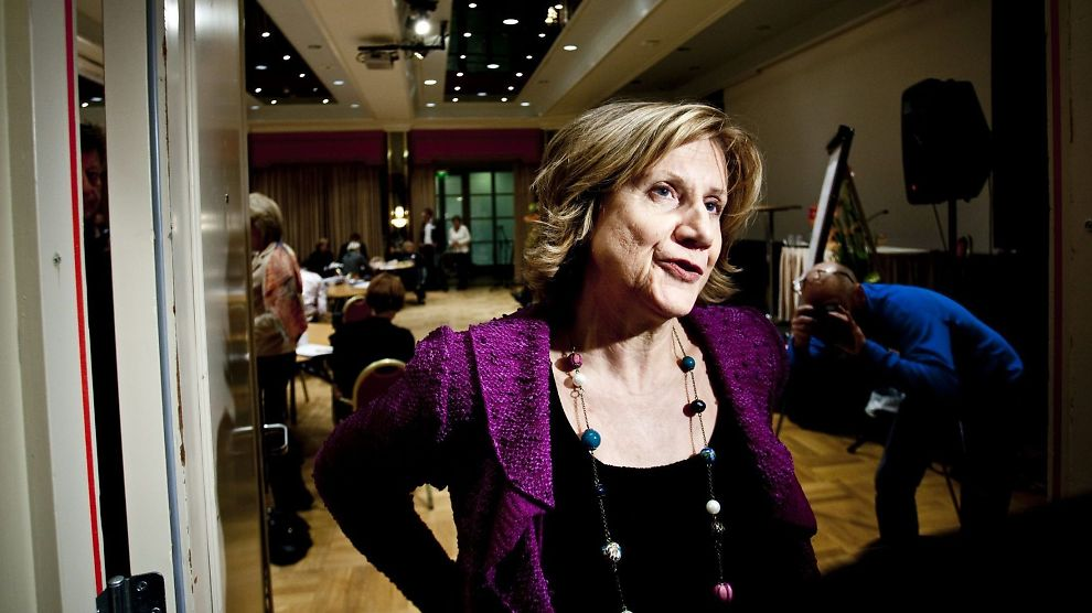 BLE GRANSKET: Gerd-Liv Valle ble gransket, men ble ikke godt nok informert om at hun ble vurdert psykiatrisk, mener Rådet for legeetikk.