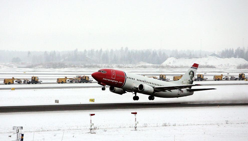 STORBESTILLING: Norwegian bestiller tilsammen 372 nye fly fra Boeing og Airbus.