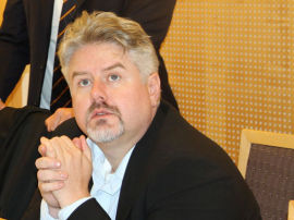 Daghandler Svend Egil Larsen.