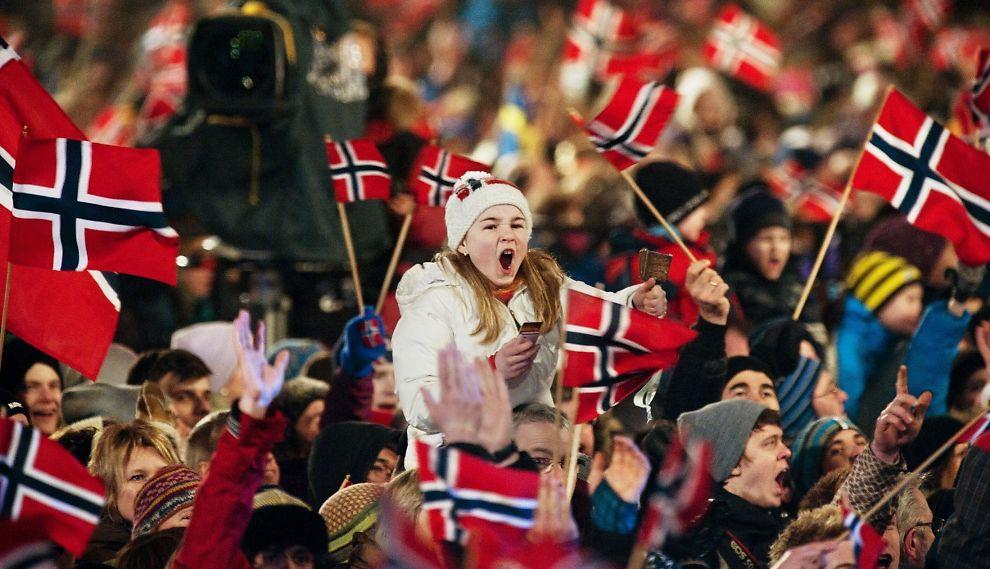MER Å RUTTE MED: SSB tror lønningene til Ola og Kari skyter fart i 2014 og 2014.
