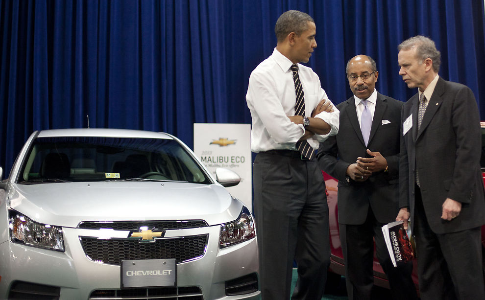 Tidenes Overskudd For General Motors B Rs Og Finans E24
