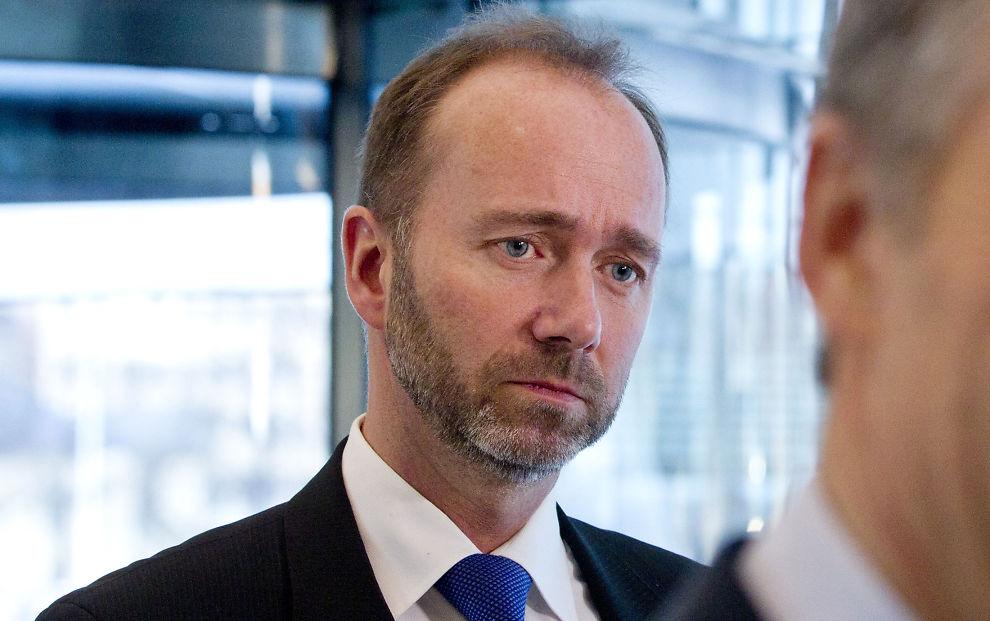 HÅPER PÅ IRAN-LØSNING: Næringsminister Trond Giske er bekymret for hvilke følger det vil få for Norge om ikke Iran-krisen løses snart.