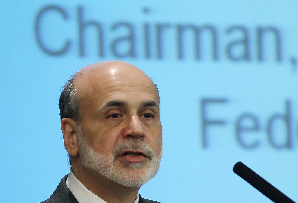 HALVÅRLIG HØRING: Sentralbanksjef Ben Bernanke i den amerikanske sentralbanken er onsdag på sin halvårlige høring i den amerikanske kongressen.