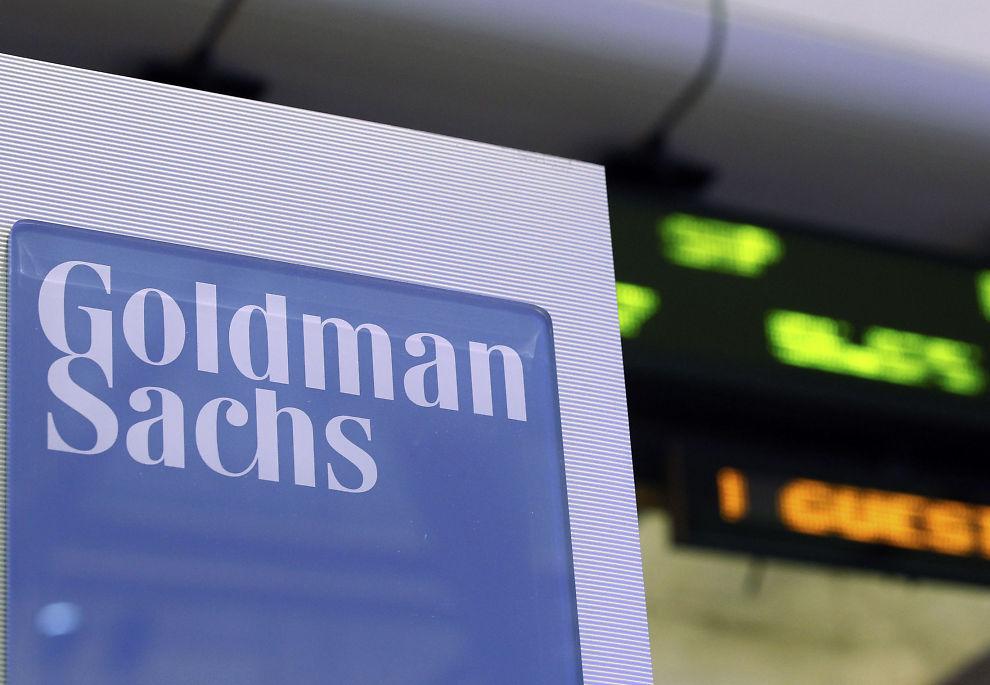 TJENTE RÅTT: Fattige Hellas ga penger i kassen for Goldman Sachs.