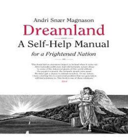 STORSELGER: Boken Dreamland, eller Draumalandid på islandsk, er trykket i 12 opplag, og har solgt 20.000 eksemplarer på Island. Som altså har en befolkning på 300.000 mennesker.