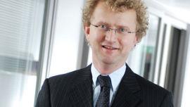 MÅ LETTE BYRDEN: Sjeføkonom Jan Andreassen i Terra-Gruppen mener den europeiske gjeldsbyrden må lettes gjennom gjeldssaneringer.