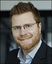 Markedsdirektør Lars Kristian Lindberg. Foto: reitangruppen.no