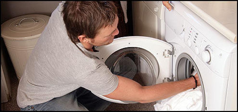 Vaskemaskin boligkjøp