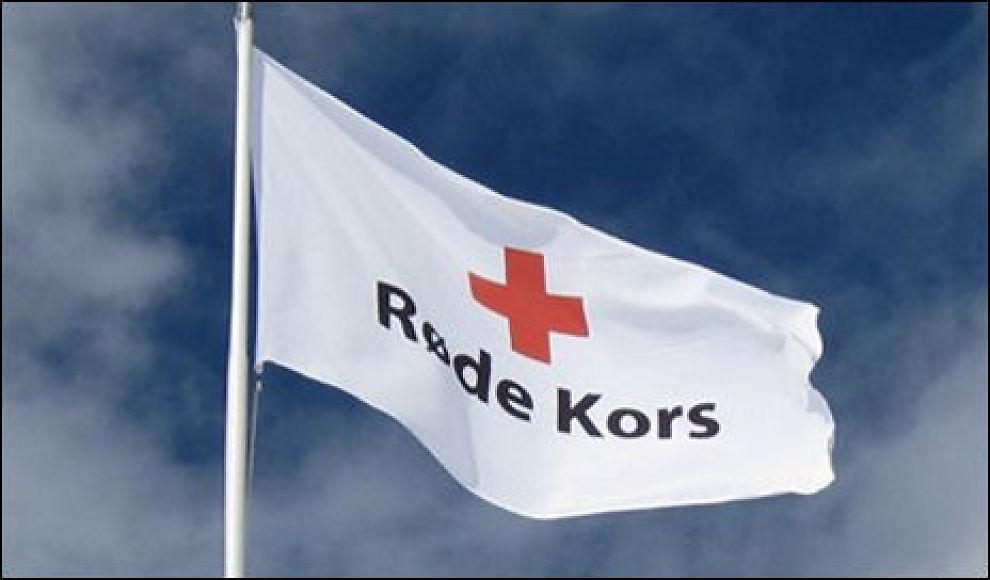 GAVMILDE: Mange nordmenn gir penger tilRøde Kors i julen. Foto: Olav Saltbones, Røde Kors
