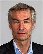 Sjeføkonom Kjell Senneset i Prognosesenteret. Foto: Prognosesenteret.