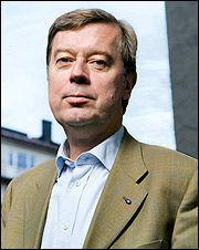 Informasjonssjef Åge Pettersen i OBOS. Foto: Hans Fredrik Asbjørnsen