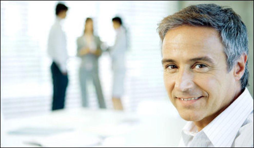 PENGELENS: Trenger du penger, kan du låne nesten 50.000 kroner av sjefen. Illustrasjonsfoto: colourbox.com