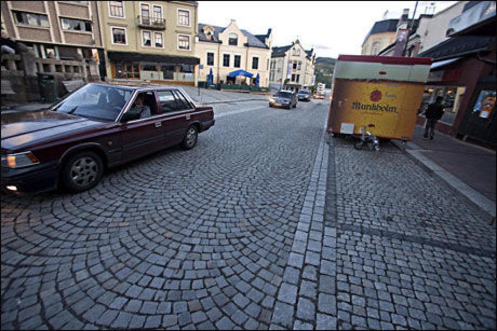 DYREST: Notodden har høyest eiendomsskatt pr. kvadratmeter. Foto: Alf Øystein Støtvig