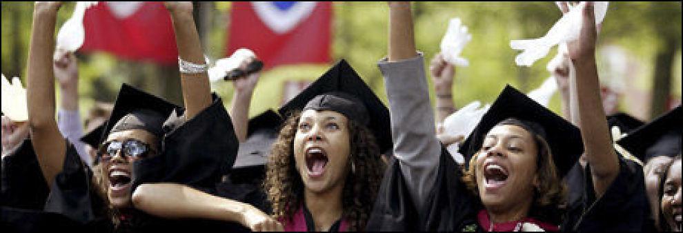 POPULÆRT: Flere studenter valgte å studere i USA i fjor. Foto: Scanpix.