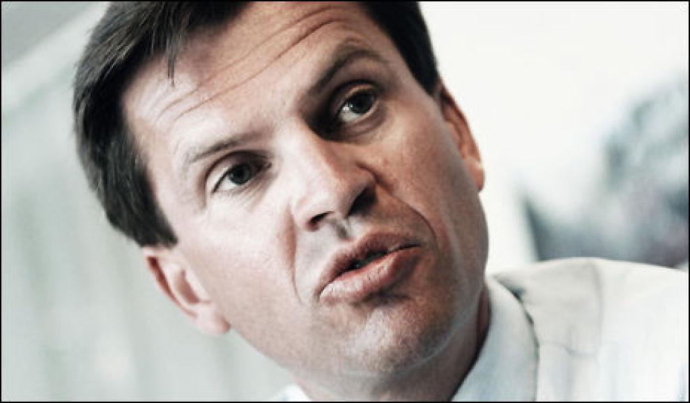 TJENTE: Leder Ottar Ertzeid i DnB NOR Markets innrømmet dobbelfortjeneste. Foto: DnB NOR