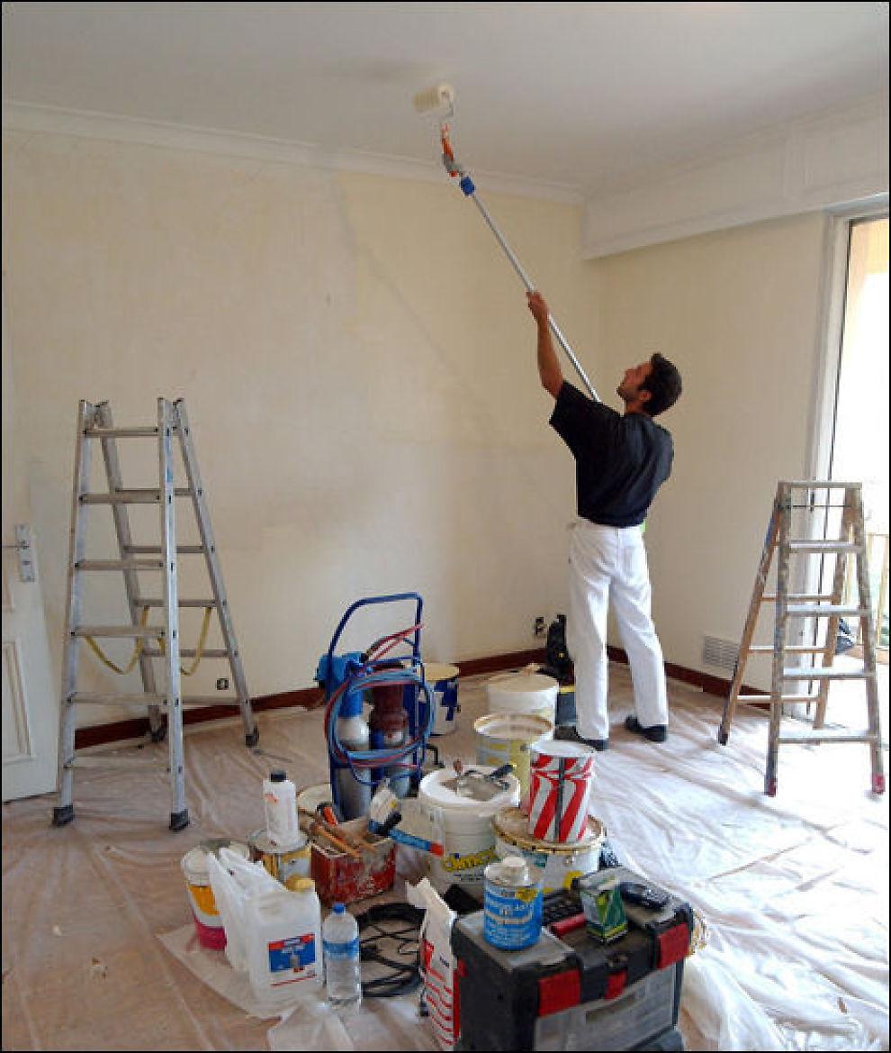KOSTER FOR MYE: Dumt å kjøpe oppussingsobjekt for å spare penger. Foto: Colourbox.com