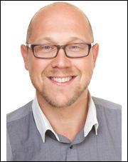 Kommunikasjonsdirektør Martin Skaug Halsos i Forbrukerrådet. Foto: CF-Wesenberg/kolonihaven.no