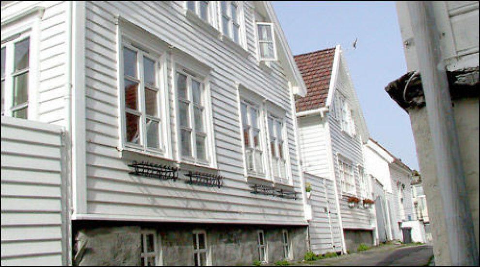 Prisstatistikken for norske boligpriser gjennom 200 år
