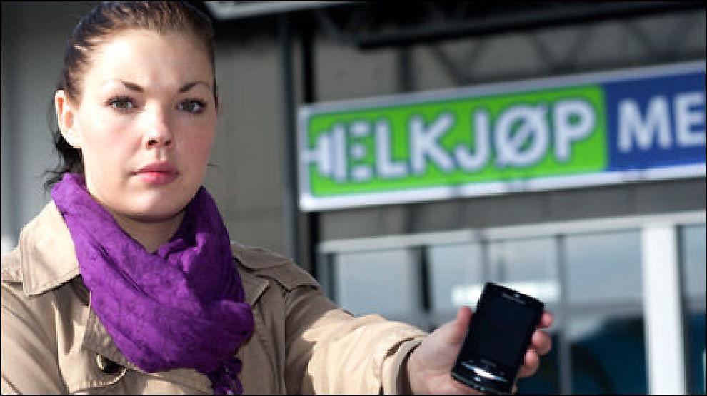 Elkjøp reparasjon av mobil