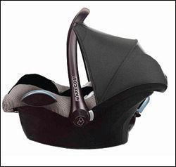 Maxi Cosi: Kjøper du bilstol med base (festesystem til bilen), kan du spare over tusenlappen på å velge billigste butikk.