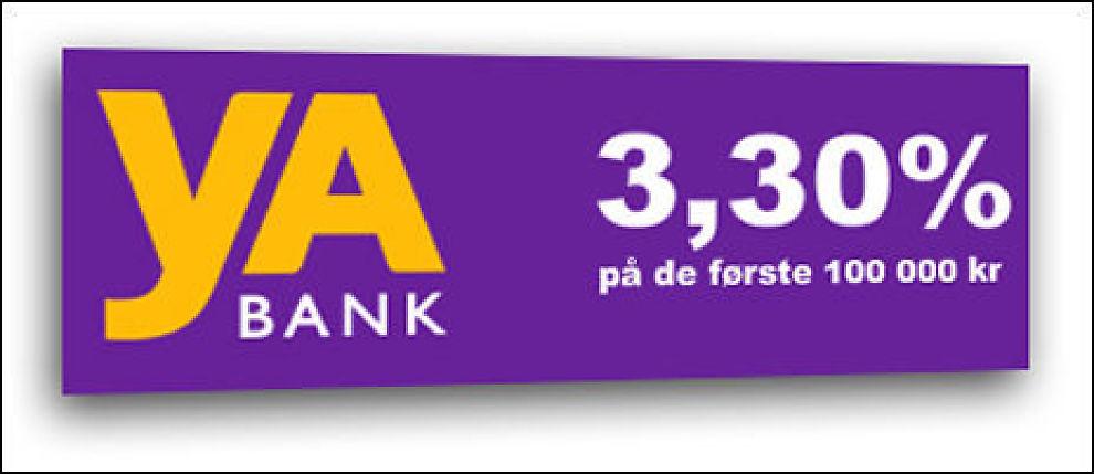 Faksimile/montasje: yA Bank/Dine Penger