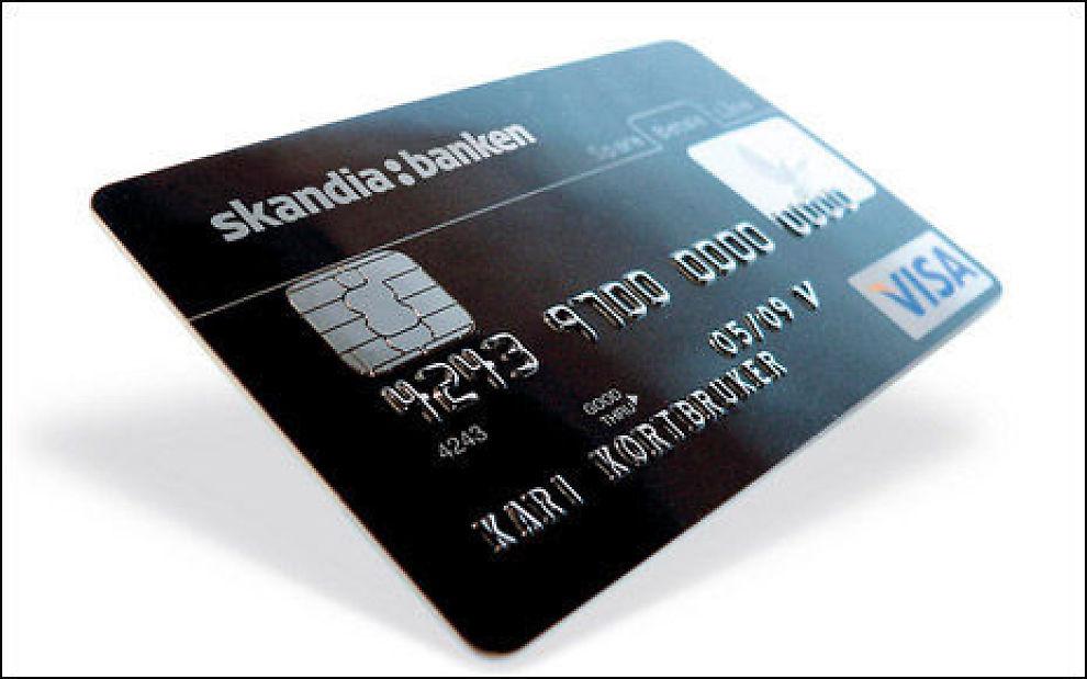 """Skandiabankens kredittkort er best i test for kredittbrukeren. For """"den disiplinerte"""" er kortet 365Direkte det beste. Faksimile: Skandiabanken.no"""