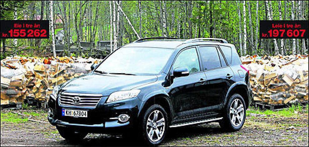 Dyrere å lease bil - Bil og trafikk - Bil - E24