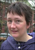 Brita Haneberg, miljørådgiver i Grønn Hverdag. Foto: Grønn Hverdag