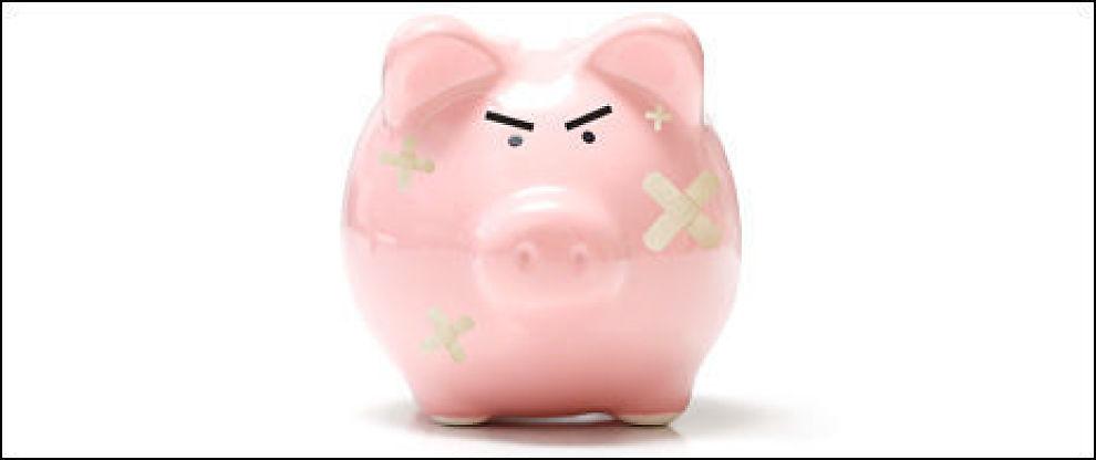 Sett opp et budsjett for det kommende året. Med budsjettet får du en ryddig økonomi. Illustrasjonsfoto: Colourbox.no