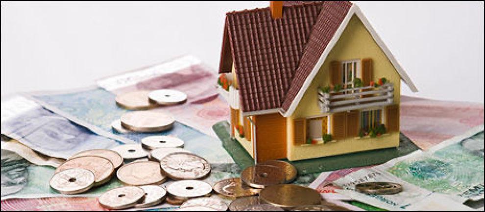 Betal ned på lånet i stedet for å spare pengene i bank. Men pass på å ikke låne pengene lengre enn planlagt. Illustrasjonsfoto: Colourbox.no