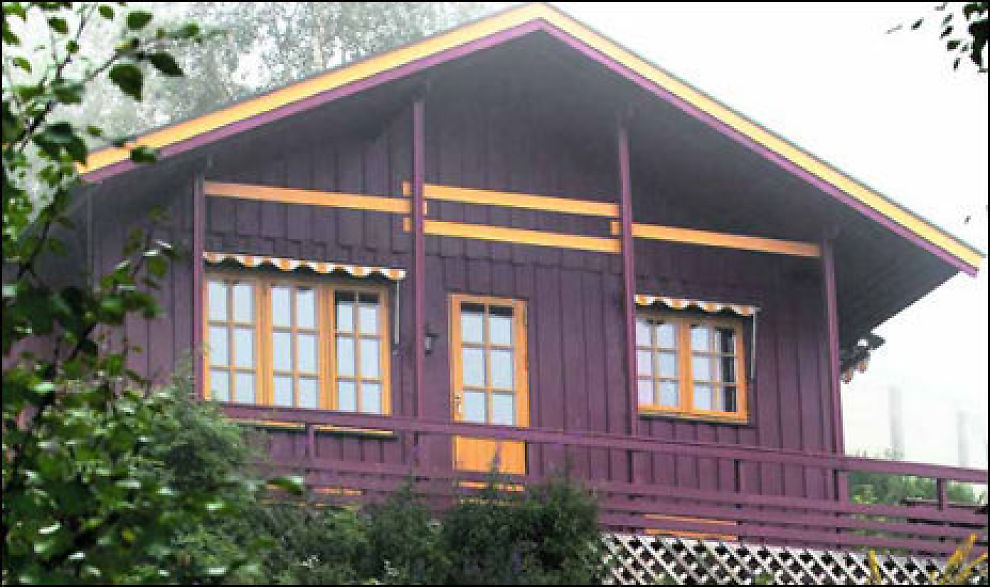 Bygge hytte på egen eiendom