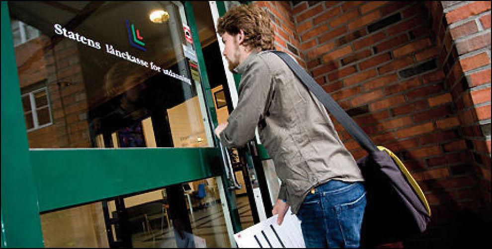 Følg Dine Pengers råd om hvordan du får studielånet til å vare lengst mulig og få has på studentøkonomien. Foto: Taral Jansen