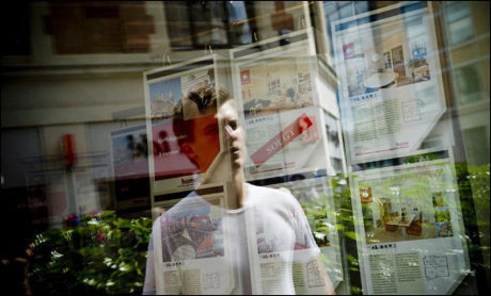DYRT: Mange unge sliter med å komme inn i boligmarkedet. Illustrasjonsfoto: colourbox.com