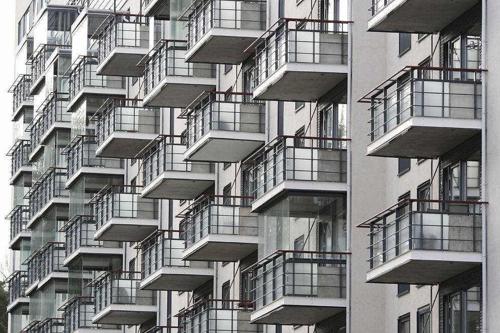 VANSKELIGERE: Å eie sin egen bolig har blitt en fjern drøm for mange unge, ifølge en ny undersøkelse.