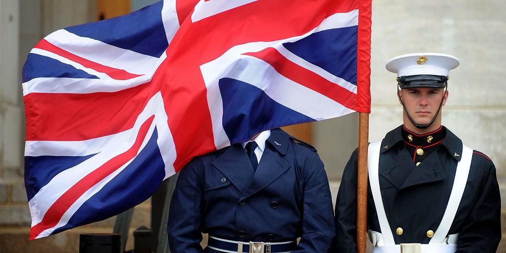 UTSIKTENE: Fitch ser svakere utsikter for Storbritannia.