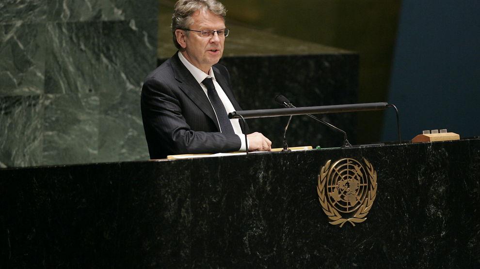 BLIR KONSULENT: FN-ambassadør Morten Wetland går til First House.