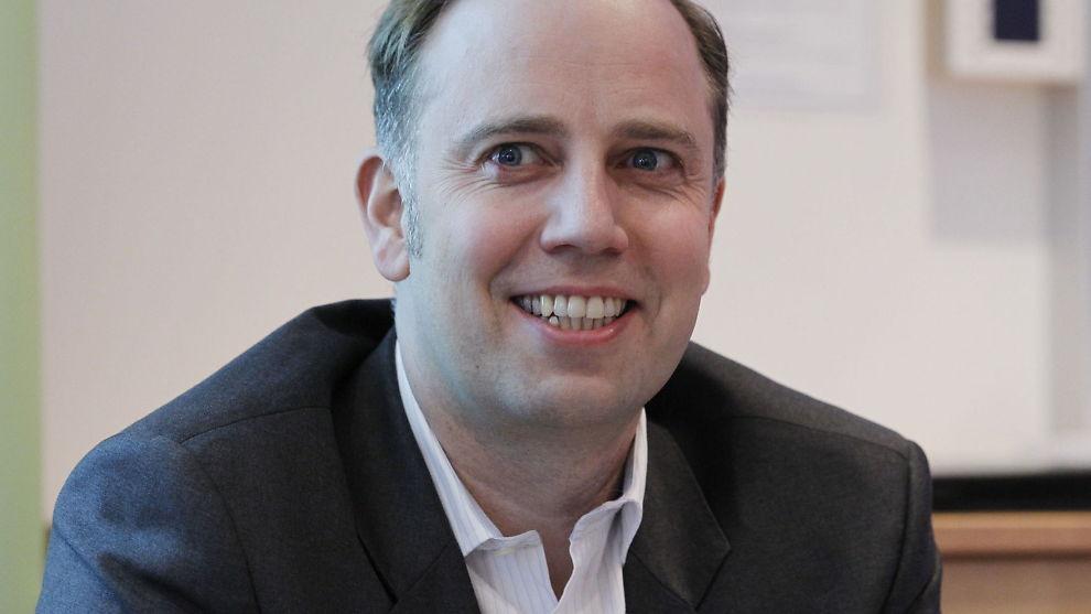 POSITIV: Christian Dreyer i Norges Eiendomsmeglerforbund støtter helhjertet Arbeiderpartiets forslag om en egen boligminister.