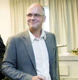 - MÅ TENKE PÅ BYENE: Terje Buraas i Eiendomsmeglernes forening ber politikerne føre en bedre urbanpolitikk.