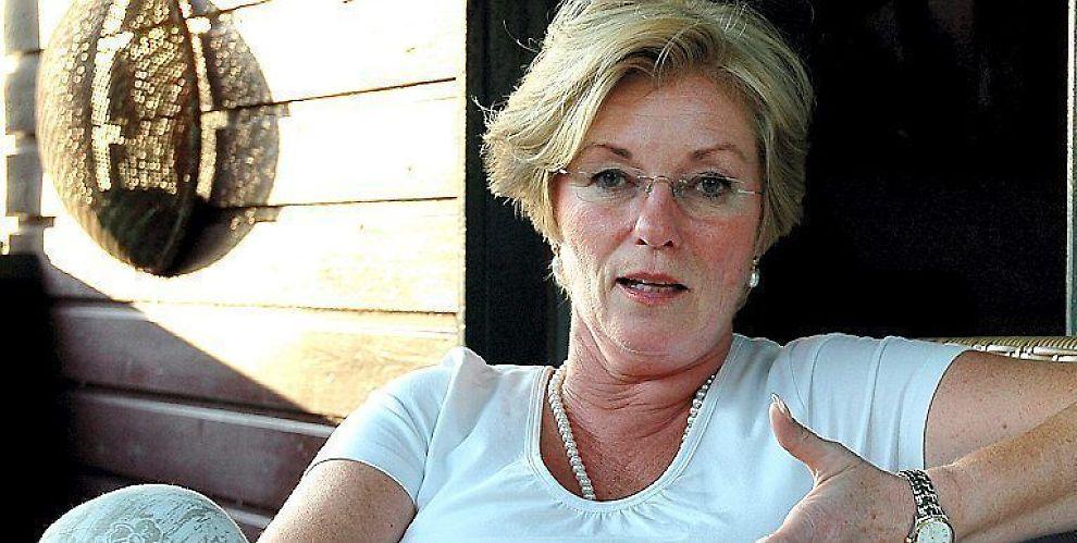 Oslo Tingrett: Liv Løberg mener hun har gjort seg fortjent til en lysende karriere, på tross av forfalskning av CV.